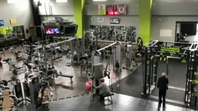 Life Time Fitness CEO believes spacing possible in his gyms