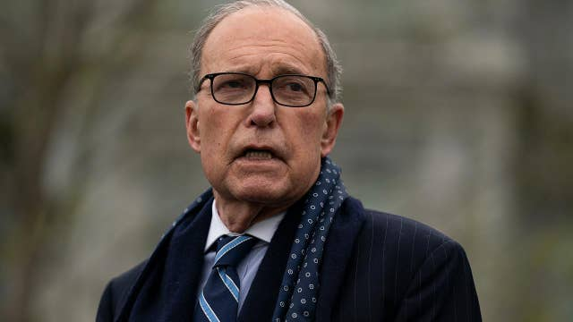 Business shouldn't be liable for coronavirus infections: Larry Kudlow