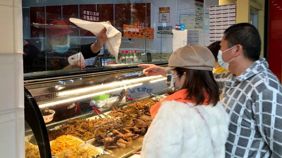 China's wet markets are pandemic incubators: Sen. Lindsey Graham