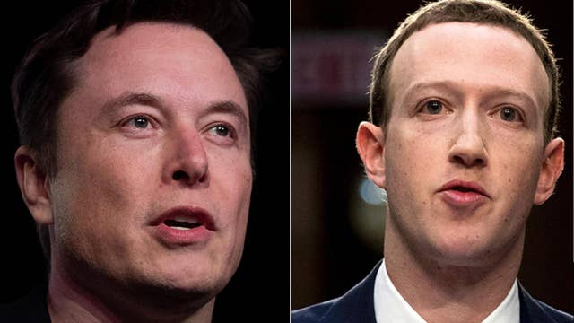 Tesla CEO, Facebook CEO clash over reopening during coronavirus