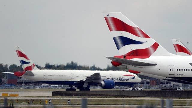 Coronavirus takes a toll on air travel demand