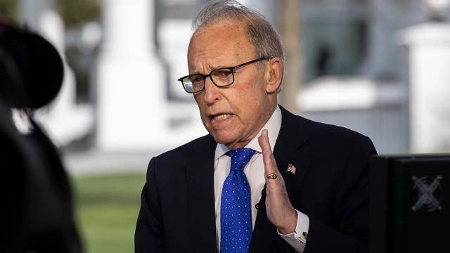 Kudlow: I believe the country is ready to go back to work