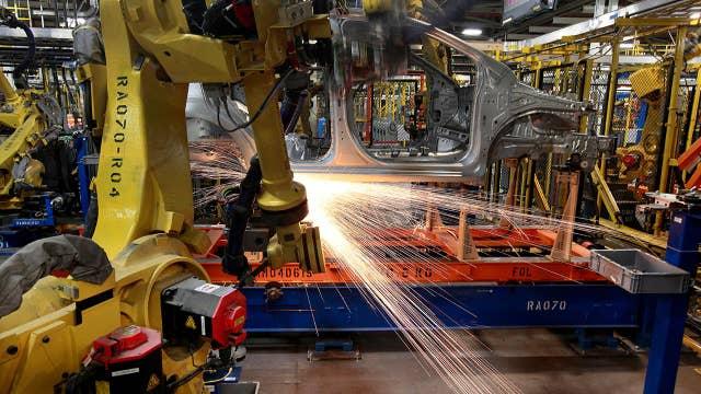 Auto factories adopt coronavirus safety measures, begin to reopen
