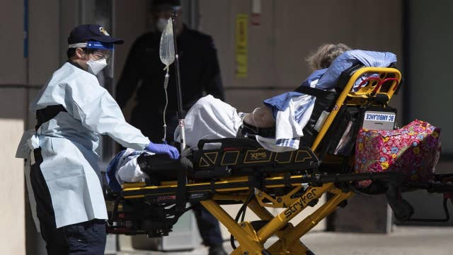 Coronavirus fatality rate under good care is 'one percent or less': Dr. Marc Siegel