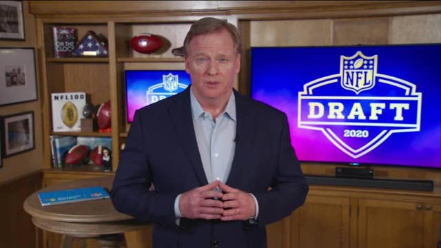 Virtual NFL Draft betting blew expectations 'out of the water': DraftKings CEO