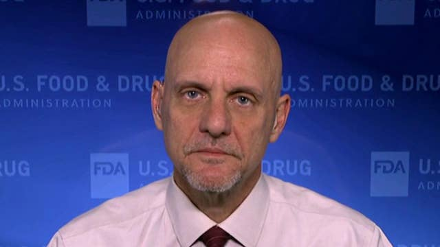 FDA commissioner: 'Very optimistic' on coronavirus plasma treatment