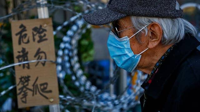 China continues to lie about coronavirus: Sen. Martha McSally