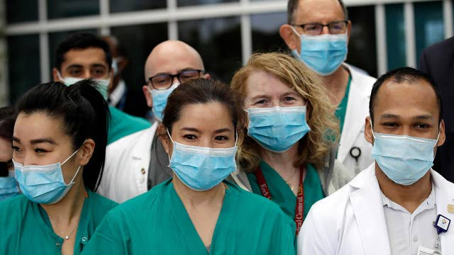Coronavirus put US hospitals in bad financial shape: Cleveland Clinic CEO