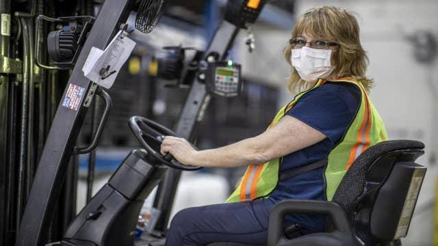 Former Ford CEO: Resuming production amid coronavirus will be 'gradual process'