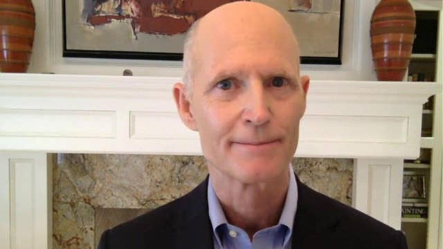 Fastest way to hold China accountable is 'buy American': Sen. Rick Scott
