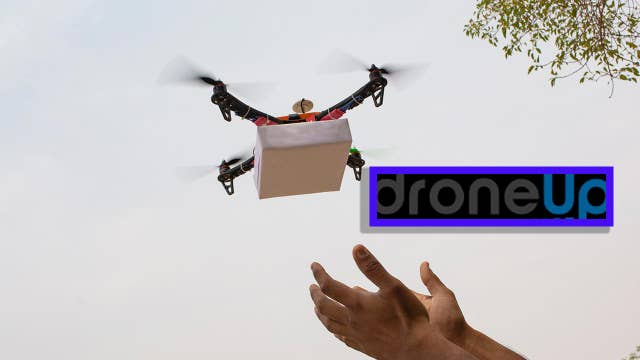 UPS, DroneUp test coronavirus medical supply delivery
