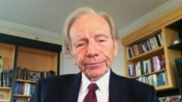 2020 election depends on coronavirus recovery, economy: Joe Lieberman