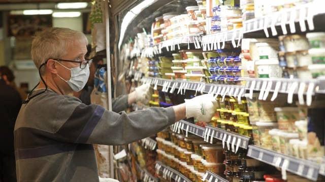 Nestle USA CEO: Baking products, frozen pizza demand taking off amid coronavirus
