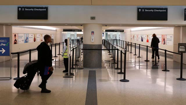 Number of air travelers drops to level not seen in over 60 years; Delta to start social distancing on flights