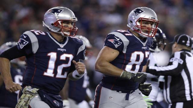 NFL agent: Gronkowski was 'pretty motivated' to play with Tom Brady