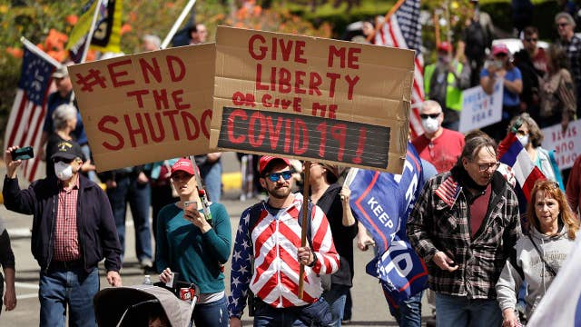 Pennsylvania AG: I'll defend coronavirus protestors, but encourage them to stay home