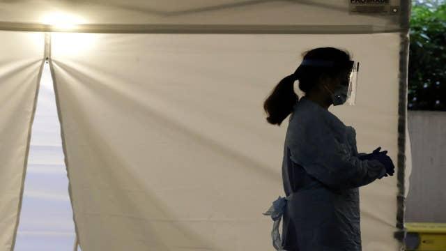New York City could demand 8,700 more ICU beds during coronavirus: Array Analytics