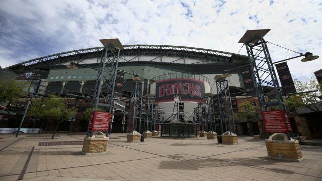 MLB commissioner: Baseball won't return until public health improves