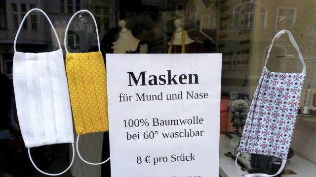 Germany 'cautiously' reopening small businesses amid coronavirus: KT Guttenberg