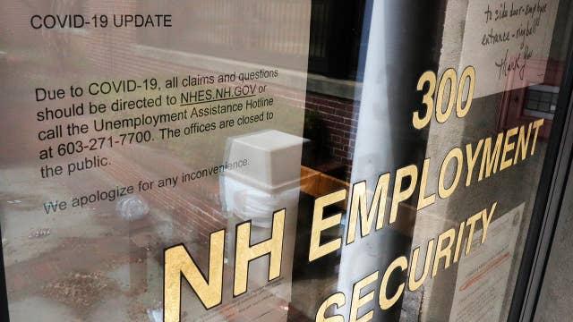Coronavirus job losses could total 30 million: Stephen Moore