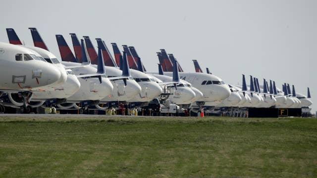 Airline demand will not return until coronavirus solved: Sen. Cramer