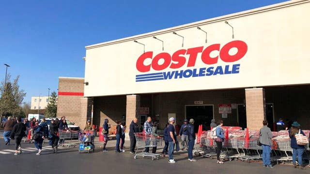 Costco requiring all customers to wear masks