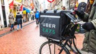 Uber Eats seeing 'huge spikes' in demand from consumers in cities hardest hit by coronavirus
