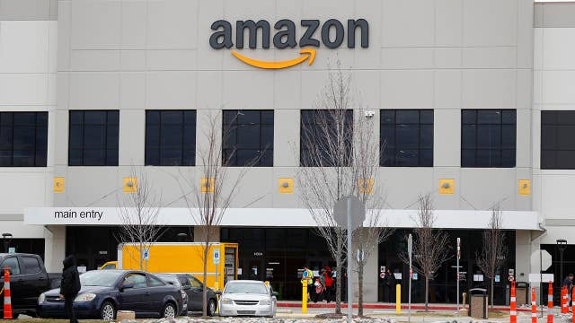 Amazon building lab to test workers for COVID-19; relief for drivers who are staying off the roads