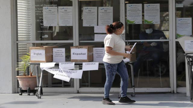 Another 4.4M Americans filed for unemployment amid coronavirus