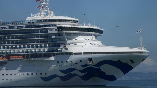 Cruise ship bookings strong for 2021 despite coronavirus