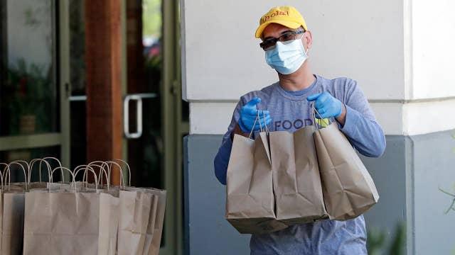 Coronavirus-hit restaurants helped by 'Great American Takeout' campaign