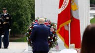 Trump attends wreath-laying ceremony at Arlington National Cemetery