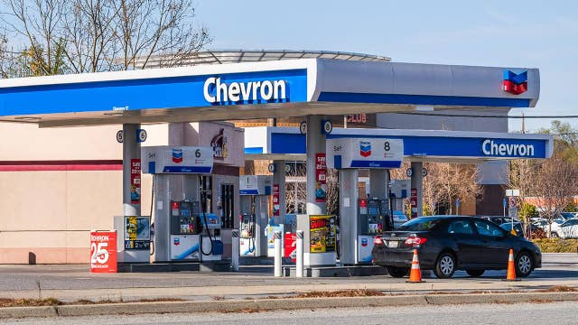 Chevron CEO talks 'playbook' for dealing with a downturn