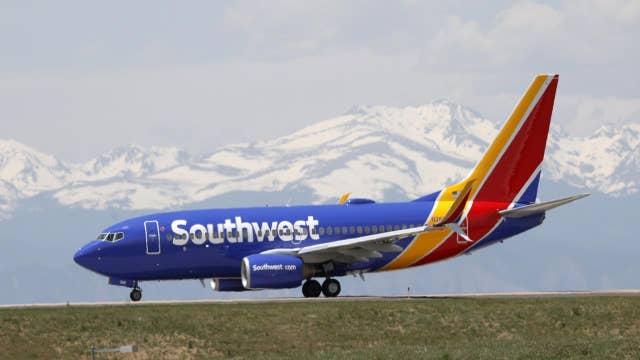 Southwest CEO: Coronavirus sank business by 90%