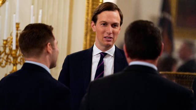Jared Kushner: April jobs numbers 'were not unexpected'