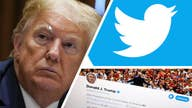 Twitter flags Trump riot tweet on Minneapolis for 'glorifying violence'