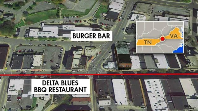 Virginia, Tennessee border restaurants combat coronavirus amid contradicting regulations