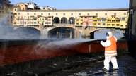 Mayor of Florence, Italy seeks aid as coronavirus halts tourism