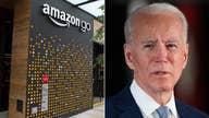 Joe Biden accuses Amazon of not paying taxes