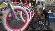 Business booming for bike shops amid coronavirus pandemic