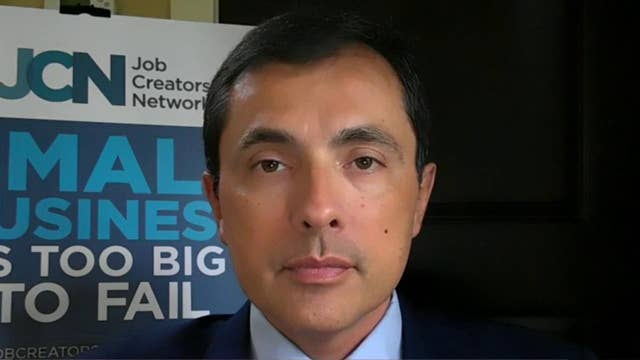 Coronavirus reopening needs to speed up: Job Creators Network CEO