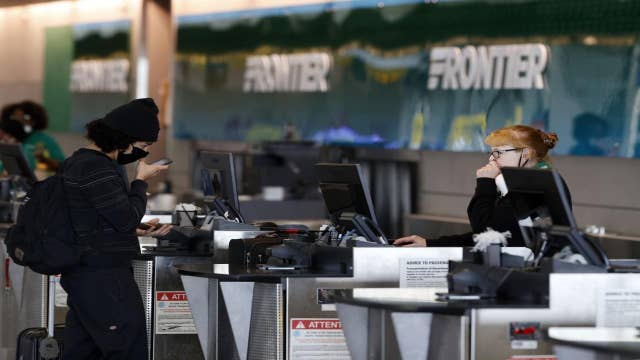 Frontier Airlines charging extra for 'more room' seats amid coronavirus