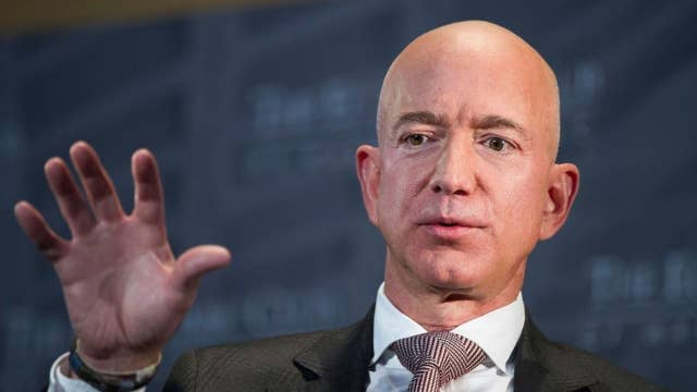Amazon CEO Jeff Bezos requested to testify before Congress