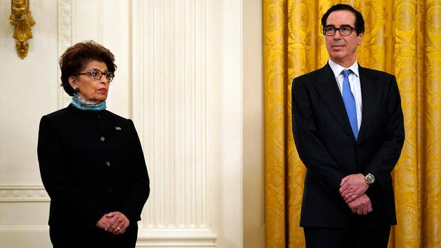 Mnuchin: Coronavirus funding won't bail out states with prior financial issues