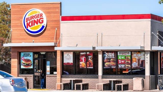 Burger King parent: Coronavirus putting restaurants through 'important shift' in business