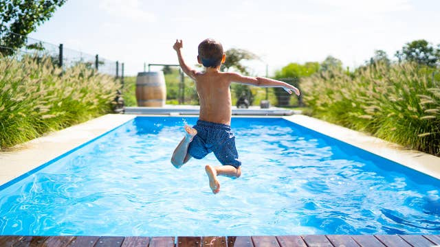 Coronavirus drives demand for swimming pools