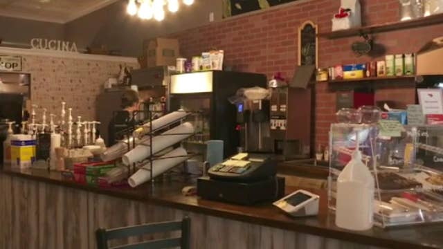 Small coffeehouse shares how difficult it was to stay open during coronavirus