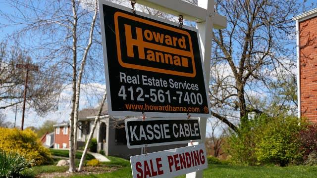Real estate transactions amid coronavirus remain 'very strong': Mortgage lender