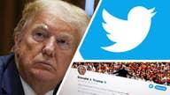 Twitter adds fact warning to Trump's tweet