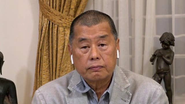 Hong Kong multimillionaire Jimmy Lai: We have to choose to emigrate or stay and fight